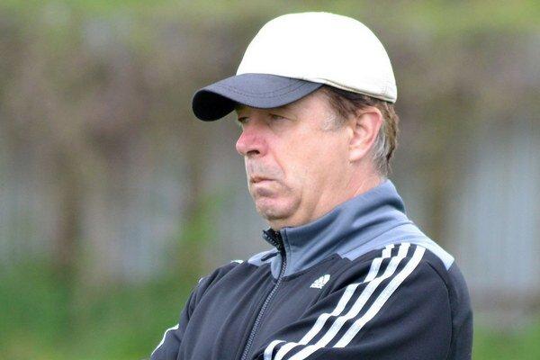 Tréner Pavol Šaršala si myslí, že jeho zverenci na jar lepšie premieňajú šance, hoci naposledy nedali ani gól.