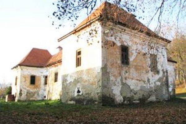 Rekonštrukcia kultúrnej pamiatky. Obnovia renesančný kaštieľ za 1,4 milióna eur.