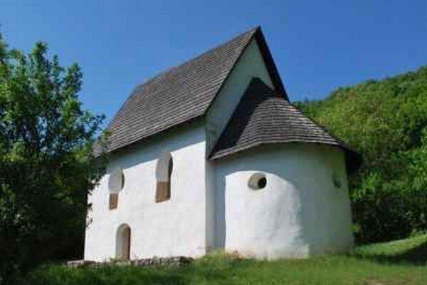 Kaplnka sv. Anny.