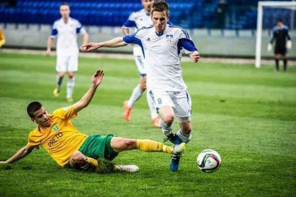 Dobrá sezóna. Marián Ferenc hodnotí uplynulý ročník pozitívne, aj keď pri góloch len asistoval.