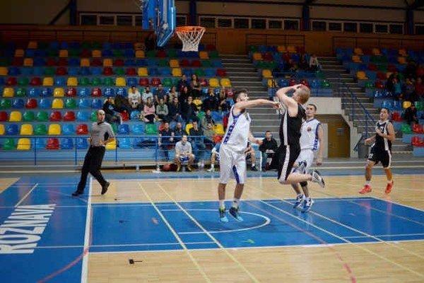 Až v novom roku. Basketbalisti ŠPD sa budú hrať doma až v novom roku.