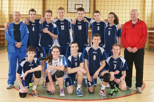 Majstrovstvá SR. Starší žiaci AVK Magnezit postúpili na majstrovstvá Slovenska.