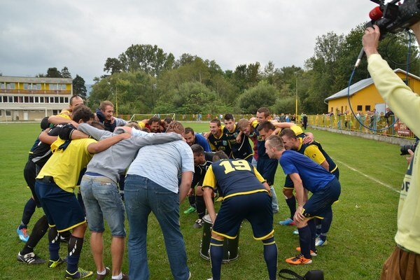 Pohár. V treťom kole Slovnaft cupu zdolala Rožňava súpera z Lučenca.