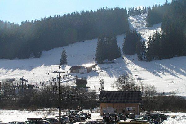 Lyžiarske stredisko na Mlynkoch. Ponúka skvelú lyžovačku.