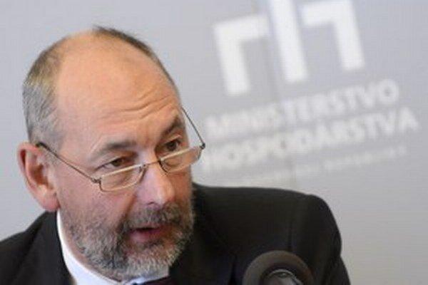 Minister hospodárstva Tomáš Malatinský rokuje o stavbe novej elektrárne.