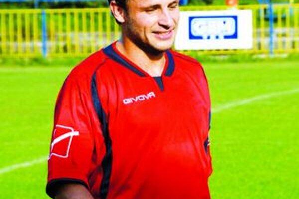 Hetrik. Filip Pollák sa proti Krompachom rozstrieľal.