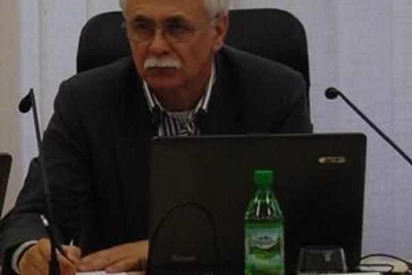 Viktor Baláž pôsobil v komunálnej politike s jednou prestávkou od roku 1994.