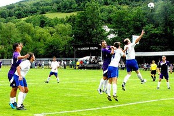 Hladké víťazstvo. Polomčania zdolali Drnavu hladko 5:0.