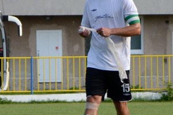 So zranením. Braňo Kuzma hral v ostatnom zápase napriek zraneniu.