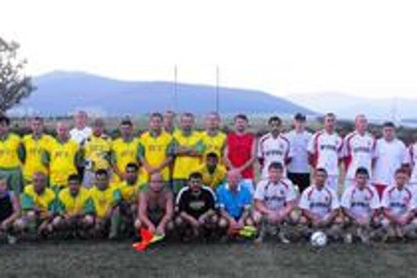 Vyvrcholením turnaja v Joviciach bolo finálové stretnutie medzi Jovicami a Plešivcom.