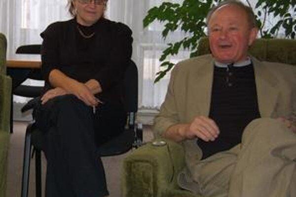 Výmena postov. Marta Hlaváčová je po výpovedi Imricha Tótha jedinou adeptkou na post riaditeľky nemocnice.
