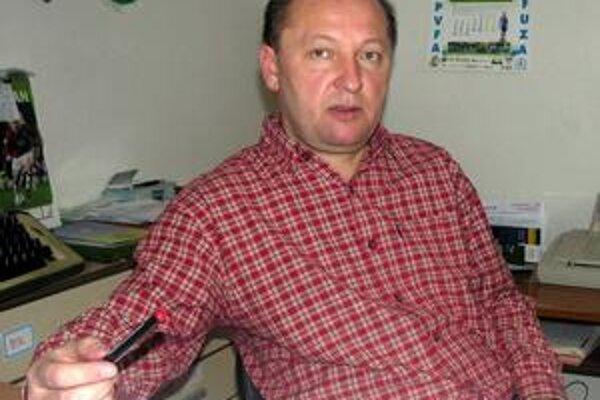 Dušana Polláka trápi situácia v okresnom futbale a snaží sa nájsť cestu von.
