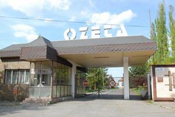 Priemyselný park vyrastie v areáli bývalej Ozety.