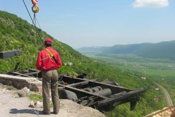 Soroška je miestom častých havárií, horský priechod by mal nahradiť tunel.