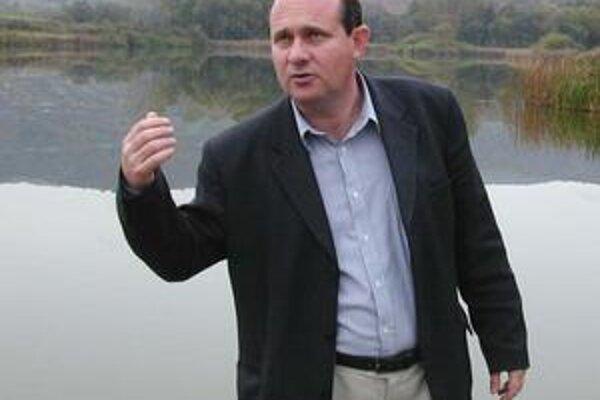 Staronový starosta Gabriel Parti v kampani zažil šok.
