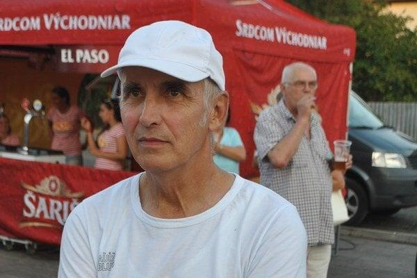 Milan Fek. Ocenený nestor bežeckého športu pod Duklou.