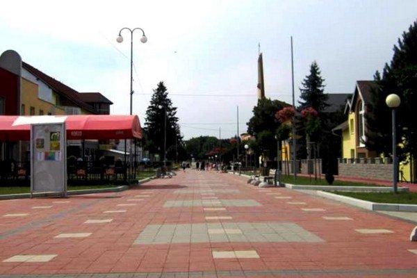 Vo Svidníku majú zatiaľ len jeden cyklochodník vedúci námestím. Ďalší bude smerovať do Poľska.