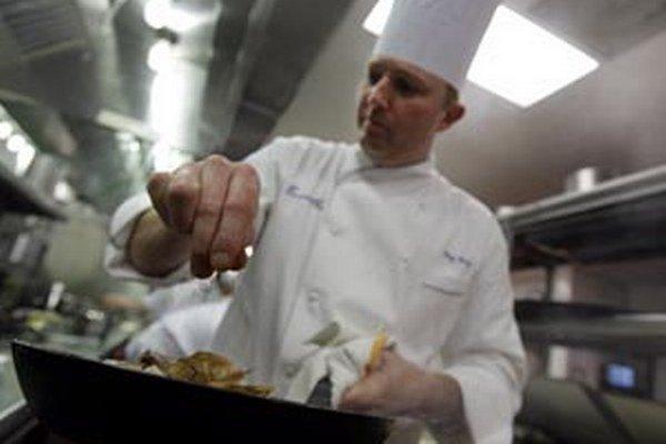 Zamestnávatelia hľadajú aj kuchárov.