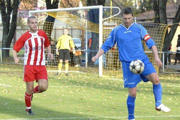 Nová funkcia. Po role kapitána si Ľubomír Horochonič oprobuje aj post hrajúceho trénera.