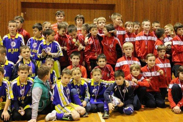 Účastníci turnaja.