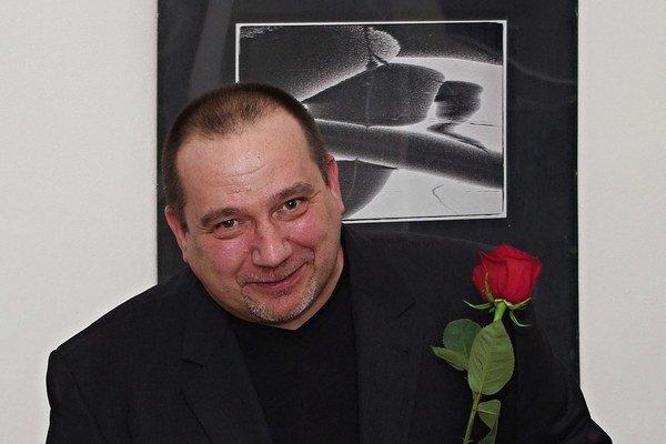 """Jaroslaw Korbiński. """"To príroda tvorí obrazy. My ich len zachytávame."""""""