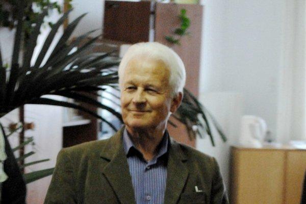 Ján Marhulík.