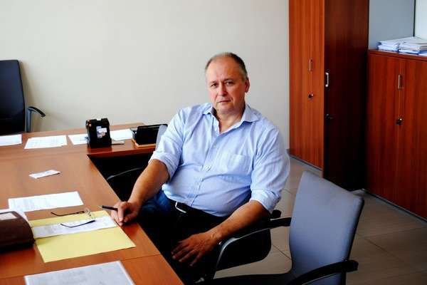 Pavol Šoth. Riaditeľ Úradu práce, sociálnych vecí a rodiny v Bardejove.