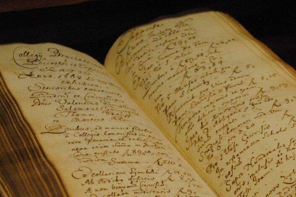 Kniha pivovarníkov je v mestskom archíve.