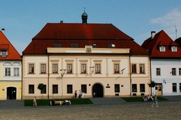 Mestský úrad v Bardejove.