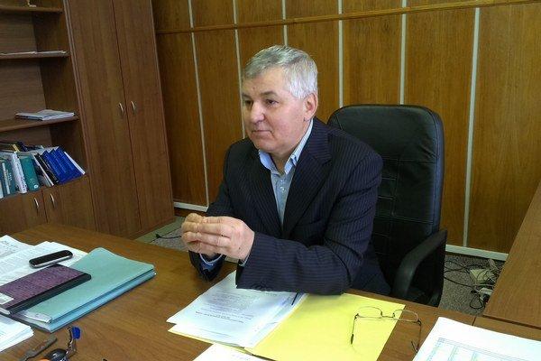 Michal Zozuľák vraví, že rozdá v čistom 1157 eur.