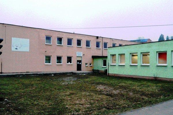 Stacionár v Giraltovciach. Vznikol v bývalej materskej škole.
