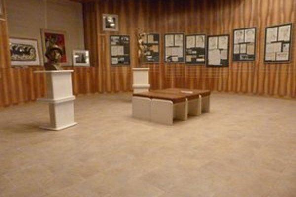 Ukrajinci v bojoch na slovenskom území. Umelecko-historická výstava približuje dejiny cez príbehy a portréty ľudí, ktorí sa zúčastnili partizánskych bojov.