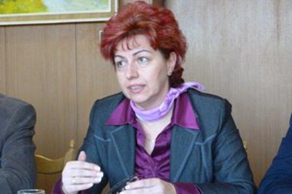 Marta Jacková. Poplatok za opatrovateľské služby sa podľa vedúcej sociálneho odboru vo Svidníku nezvyšoval posledných deväť rokov.