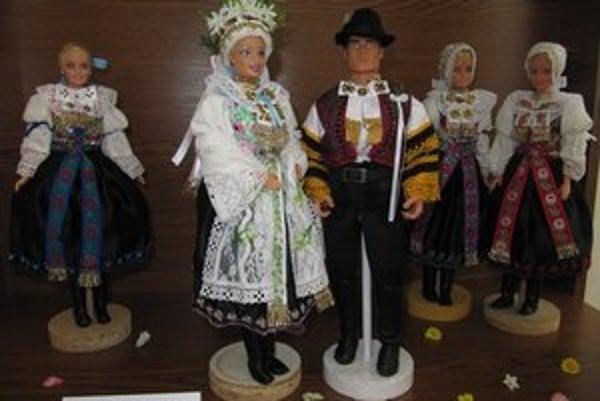 Stropkovská výstava bábik.