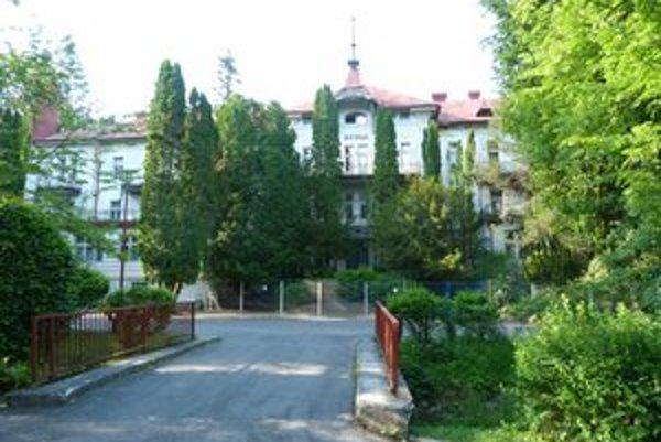 Hotel Dukla. Budova z konca 19. storočia je národnou kultúrnou pamiatkou.