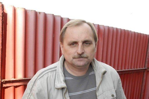 Pavel Piršč. Tréner Svidníka zažil náročnú sezónu, no verí, že v ďalšej to bude lepšie.
