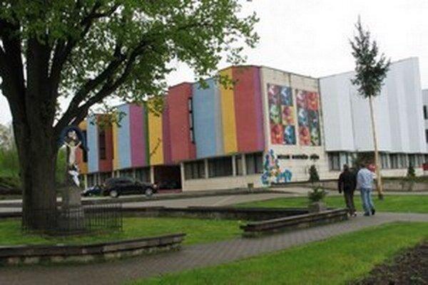 Múzeum v Medzilaborciach.