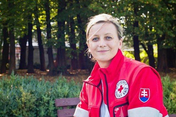 Silvia Knapiková.