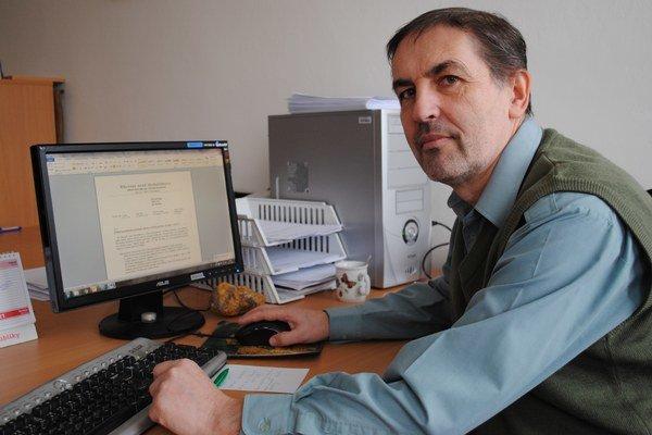 Miroslav Porada. Je vynikajúci znalec histórie aprírody Rusínov.