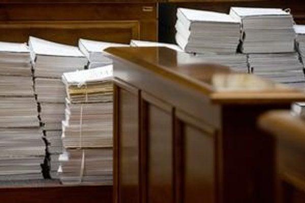 Finančné výkazy súdy zbierajú a zverejňujú, no neprehľadne. Vyčíta nám to aj štúdia.
