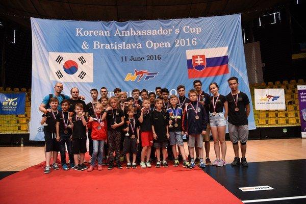 Veľký úspech Sninčanov. Získali 11 zlatých, 5 strieborných, 10 bronzových medailí.