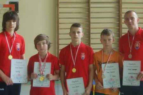 Black Tiger Snina. Na turnaji v Poľsku boli medailovo úspešní.