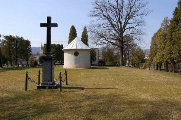 Cintorín v Stropkove.