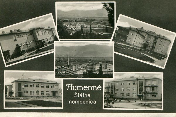 Nemocnica bola v období vzniku jednou z najmodernejších v Európe.