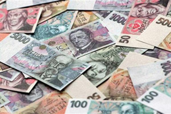 Slovenská republika vydala dlhopisy v českých korunách, aby vyhovela požiadavkám investorov.