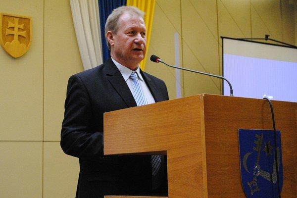 Miroslav Lukáč. Starosta Papína je predsedom regionálneho ZMO.