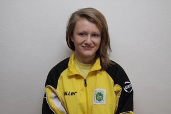 K. Hunčárová. V kategórii junioriek bola na šampionáte jedinou slovenskou šermiarkou.
