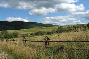 Krajina pod Čertižským sedlom, kadiaľ by mal viesť nový priechod do Poľska.