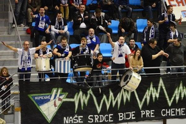 Humenskí fanúšikovia si užijú finále pohára doma.