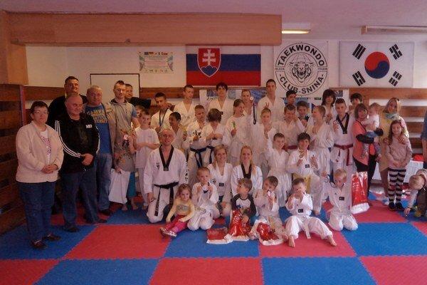 Veľkonočné taekwondo. Black Tiger taekwondo Snina chce začať sviatočno-športovú tradíciu.